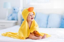 Babyshooting für Babyfotos