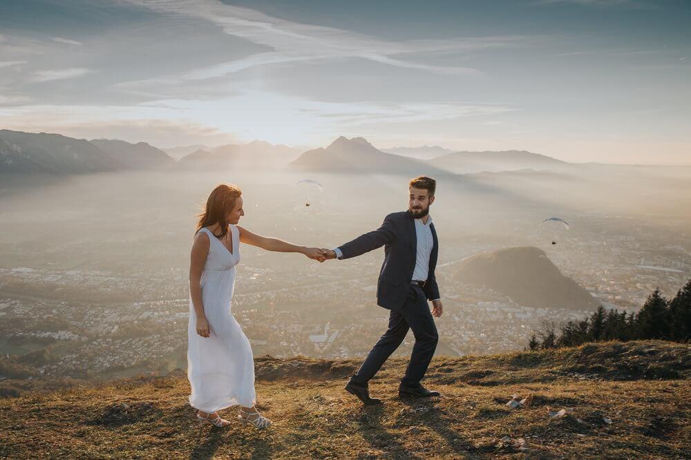 Hochzeitsfoto von Lisa Jöchler Fotografie