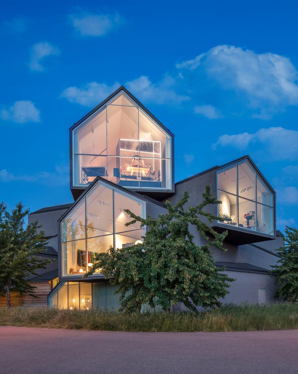 Architekturfoto von Chris Franken