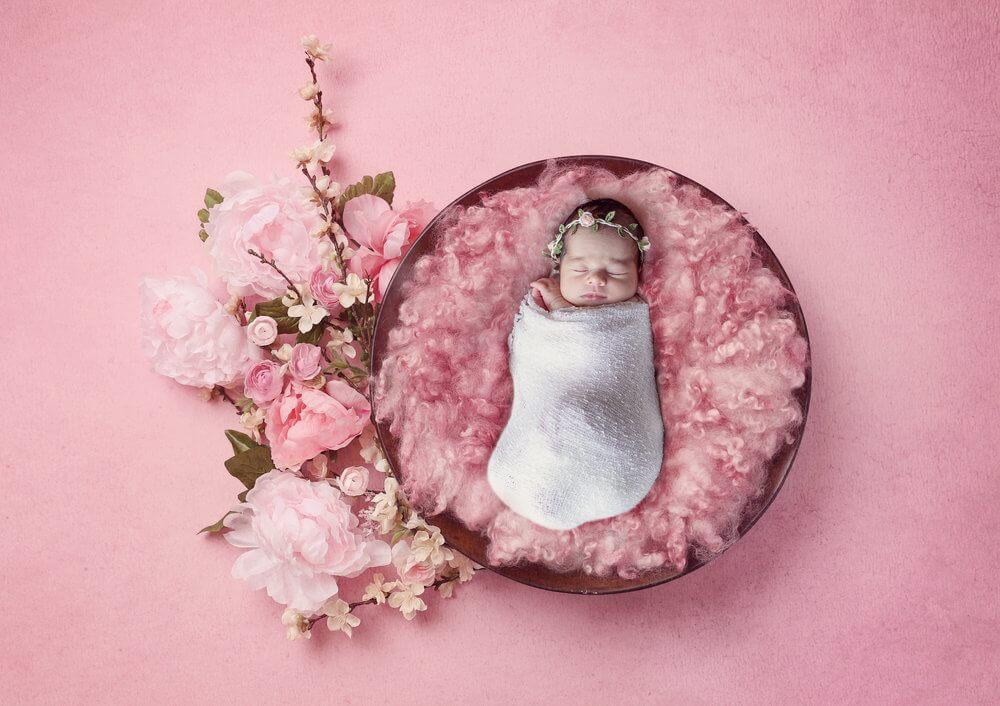 Babyfoto von Tania Flores Photography
