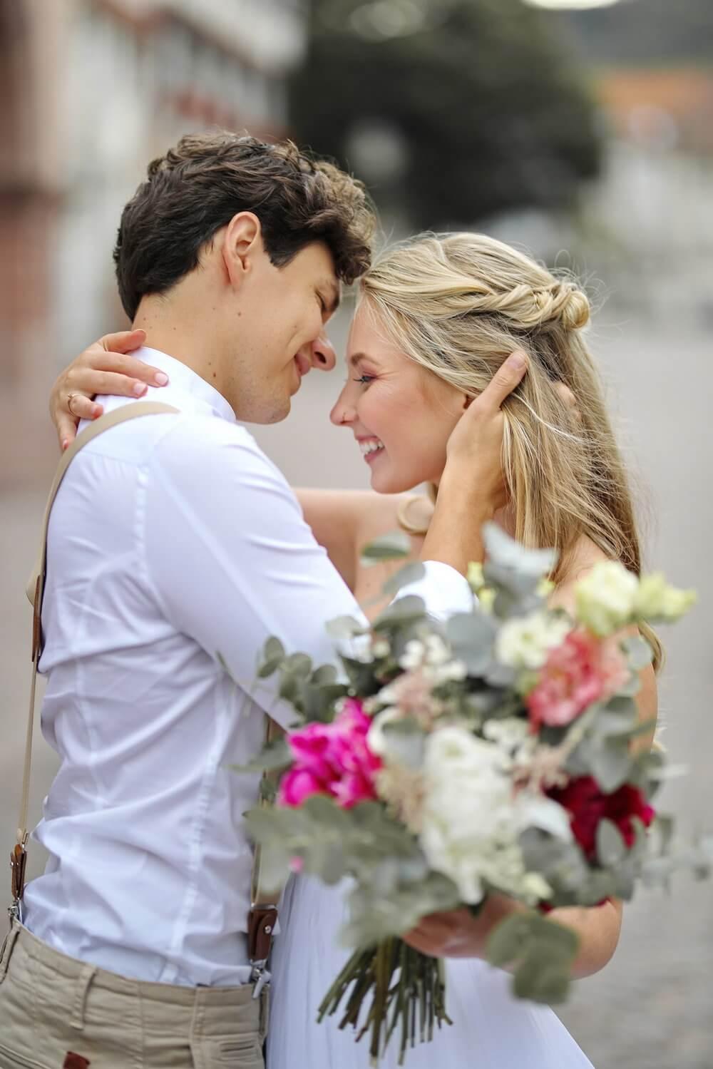 Hochzeitsfotos von Bertram Schaub Photography