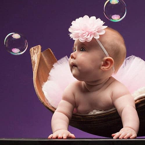 Babyfoto von Die Lichtformer