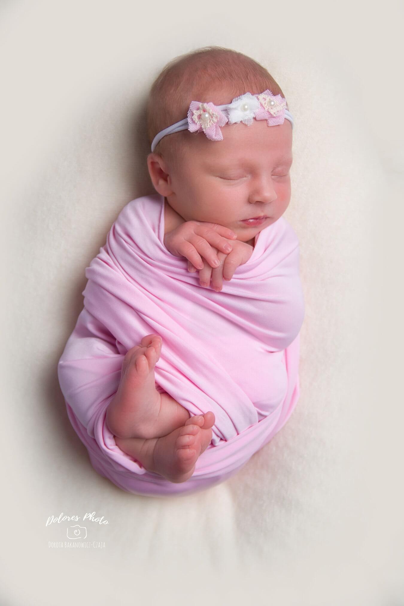 Babyfoto von Dolores Photo