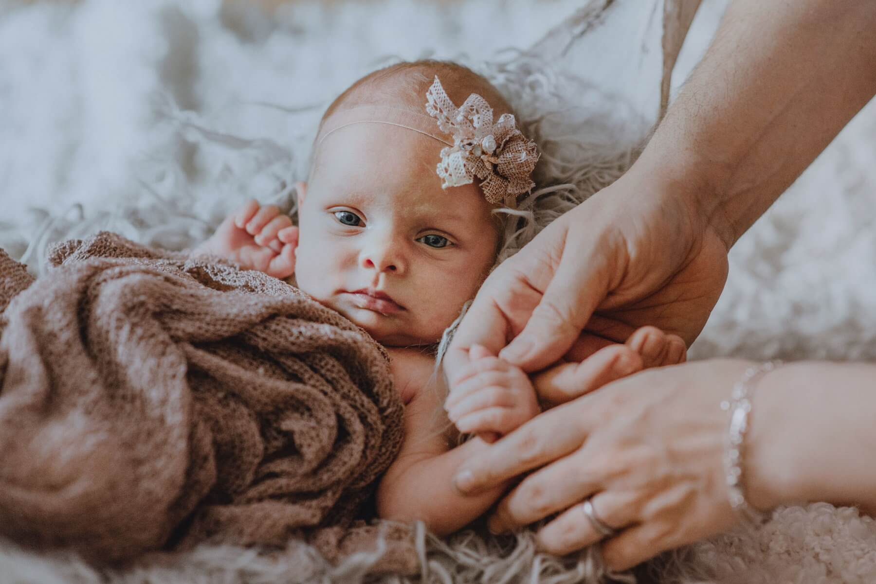 Babyfotos von Crea Pix Fotografie
