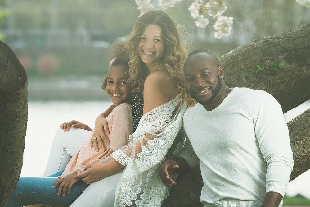 Familienfotos von Chirlyart