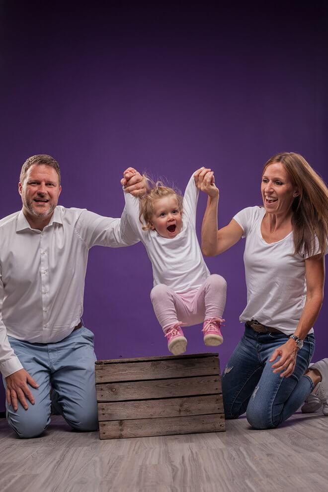 Familienfotos von Die Lichtformer