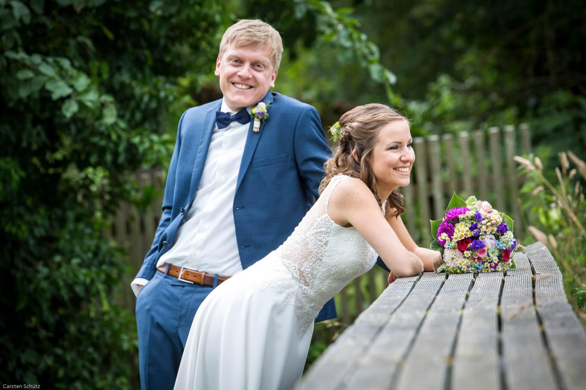 Hochzeitsfoto von Carsten Schütz