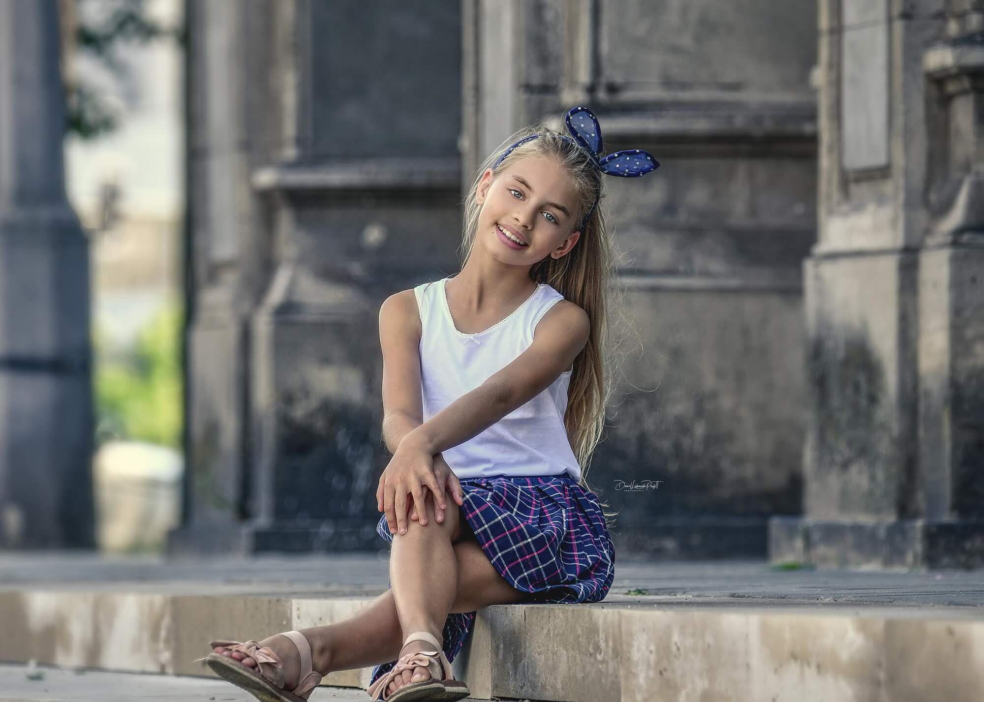 Kinderbilder von Daniel Sebastian Lubowicki