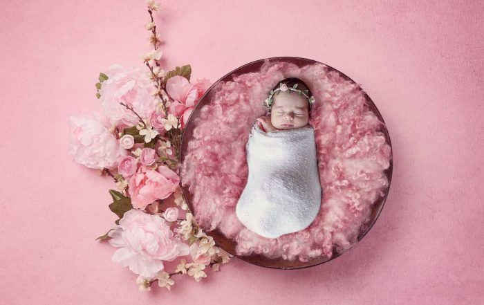 Babyfotos von Tania Flores Photography
