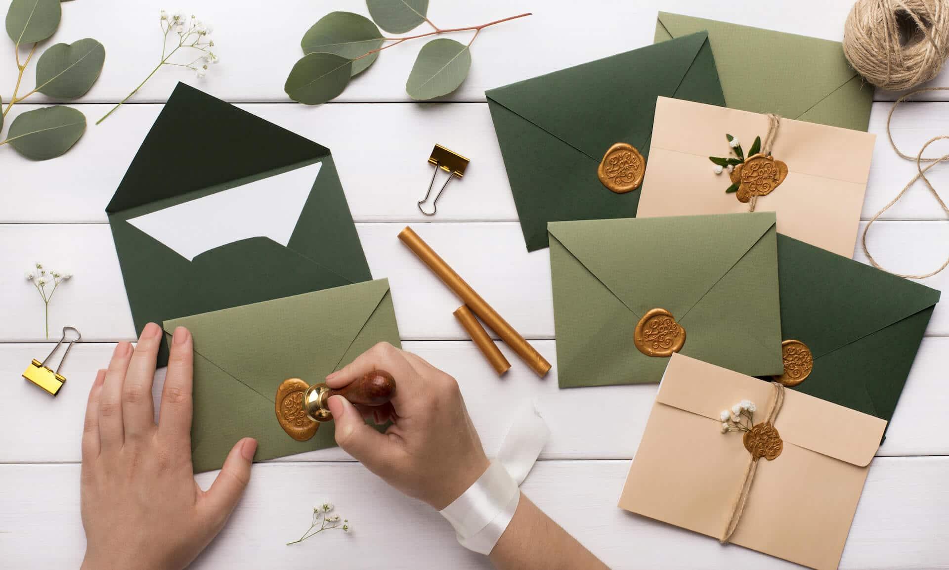 Hochzeit verschieben Briefspruch