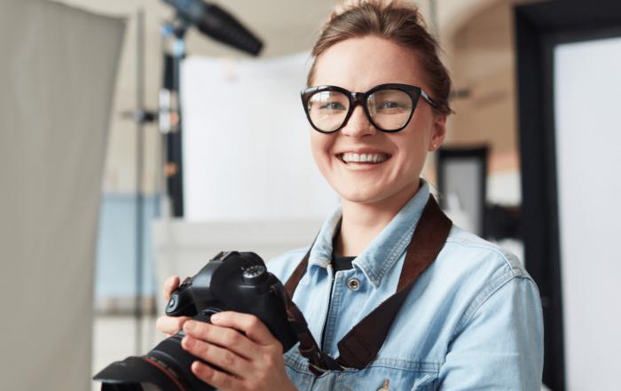 Gewerbeversicherung für Fotografen